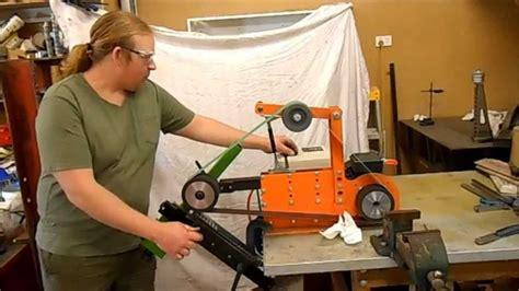 strap surface grinder attachment belt sanders