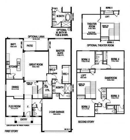 six bedroom floor plans 6 bedroom house plans with basement beautiful 6 bedroom