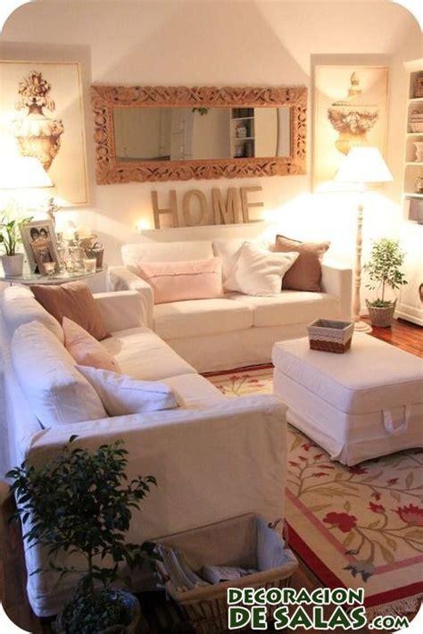 love this living room ikea apartment ideas pinterest salones peque 241 os y elegantes