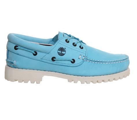 timberland boat shoes turquoise timberland lug boat shoe turquoise suede x offspring casual