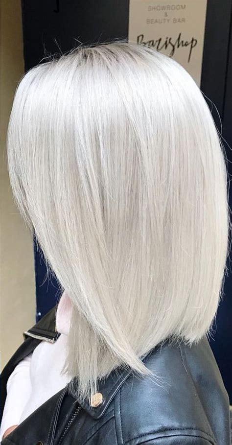 stunning silver hair color ideas  maintenance tips