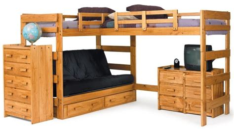 l shaped bunk bed plans build l shaped bunk bed plan easy ways atzine com