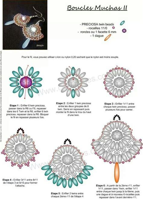 pattern magic drop hole 1000 images about superduo on pinterest super duo twin