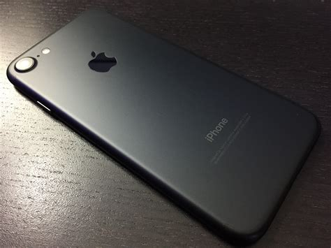 New Iphone 7 128gb Black Mate iphone 7 unboxing matte black