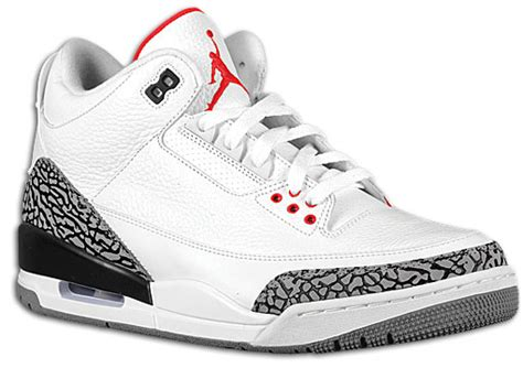 imagenes jordan retro 3 jordan retro 3 foot locker blog