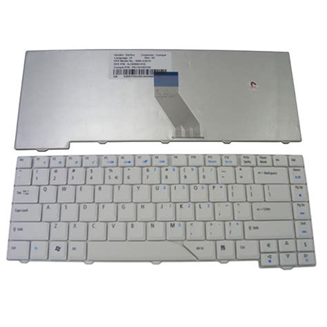 Keyboard Laptop Acer Aspire 4315 buy acer aspire 5920 laptop keyboard in india