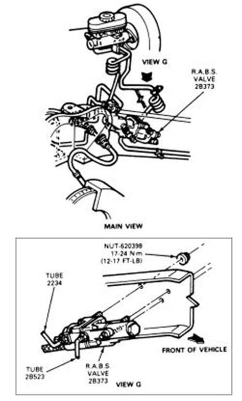 repair anti lock braking 2007 ford f150 transmission control repair guides rear wheel anti lock brake system rabs control valve autozone com