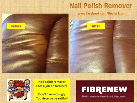 nail polish on couch nail polish remover takes off more than nail polish it