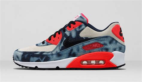 nike air max 90 qs bleached denim official look sole collector