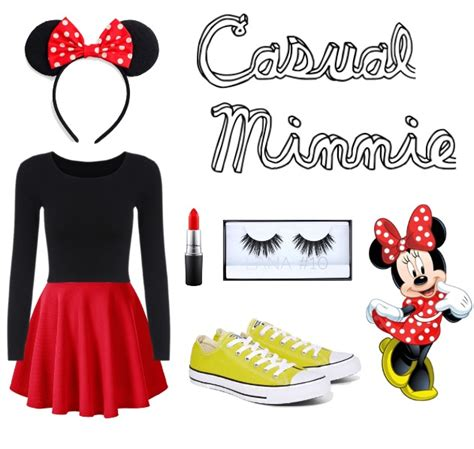 Mickey Casual Dress diy costume casual costume for