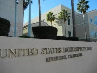 Attorney Riverside Ca - when to file bankruptcy in riverside california