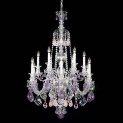 Chandelier decorating ideas and a giveaway closed