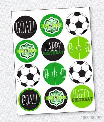 printable birthday cards soccer free printables soccer party pesquisa google soccer