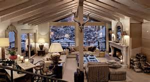 Homes Interiors And Living Modern Luxury Chalet For Rent In Zermatt With Spa Area