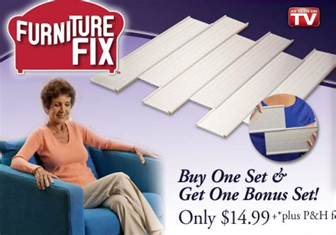 as seen on tv couch fix furniture fix review giveaway ends 10 11 contest
