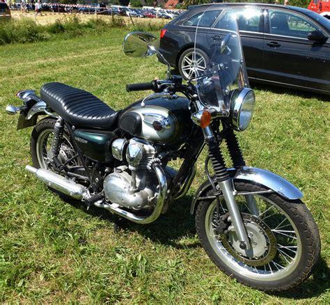 Www Kawasaki Motorrad by Kawasaki W800 Das Japanische Retro Motorrad Wird Ab