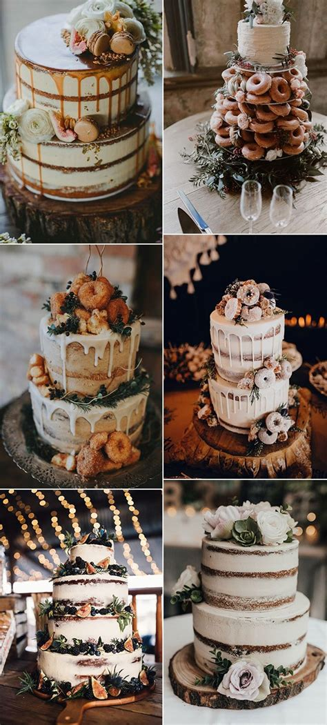 trending delicious fall wedding cakes   page