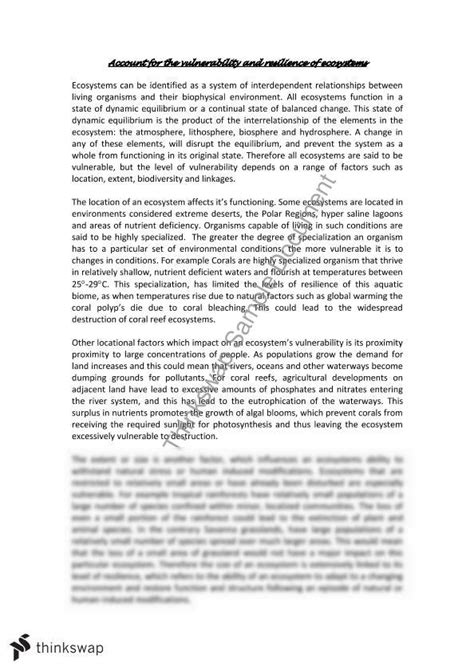 Resilience Essay by Resilience Essay Docoments Ojazlink