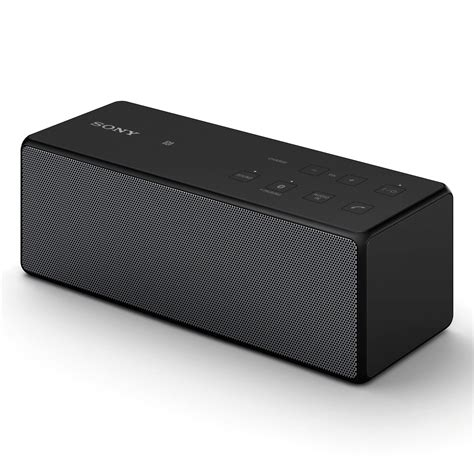 Speaker Sony sony portable bluetooth speaker black srsx3 blk b h photo