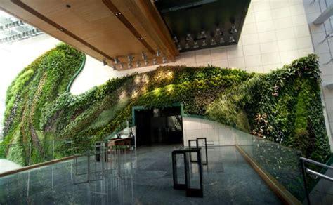 Artificial Vertical Garden For Resort Hotel Landscape Garden Wall Inn