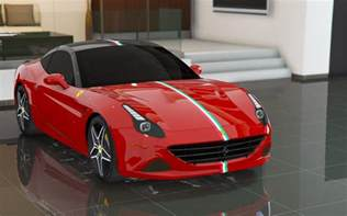 1969 Ford Mustang Black 2015 Ferrari California T Add On Replace Gta5 Mods Com