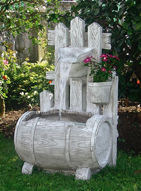 prezzo fontane da giardino fontane da giardino a muro in cemento elba da esterno e da