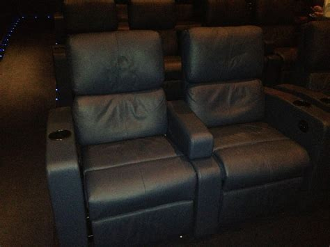 theater  seating  extra large comfy reclining leg