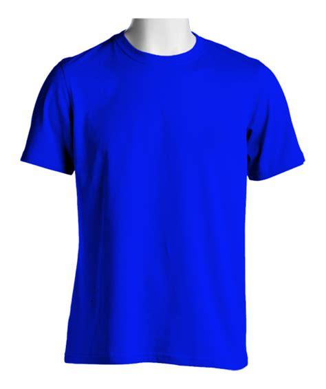 kaos biru kaos biru polos clipart best