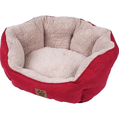 clamshell dog bed precision pet clamshell bed red puppies4ever