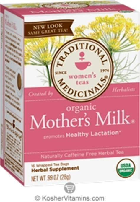 Traditionals Medicinals Organic Mothers Milk Tea Womans Tea traditional medicinals kosher organic s s