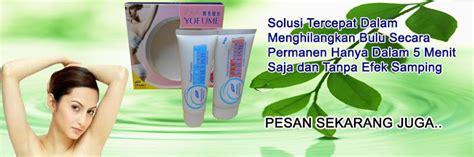 Obat Untuk Perontok Bulu Yofume Asli Original yofume perontok bulu tanpa efek sing 100 herbal