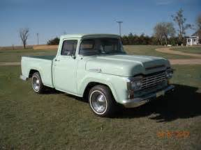 1959 Ford F100 For Sale 1959 Restored Ford F100 Total Frame