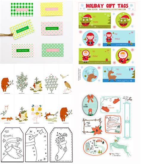 etiquetas de navidad para imprimir etiquetas para regalos gratis para imprimir imagui