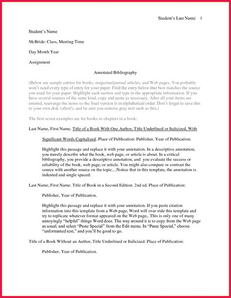 sle of annotated bibliography writing an application letter for employment essays for