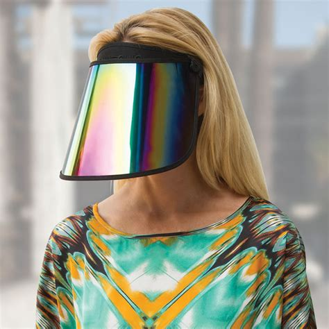 Halloween Home Decor Catalogs paparazzi thwarting reflective visor the green head