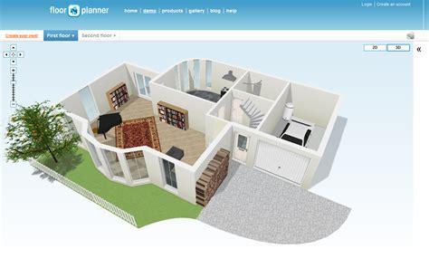 plantas de casas floorplanner hacer planos de casas