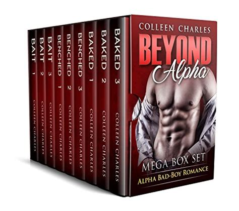 package a bad boy books beyond alpha alpha bad boy mega boxed set by