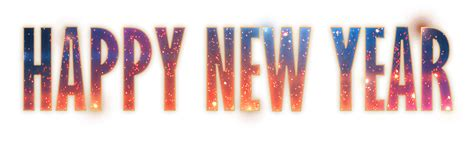 new year png happy new year fireworks text transparent png stickpng