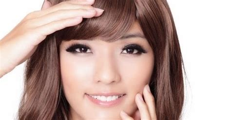 model rambut party model rambut panjang untuk wajah bulat metropolis style