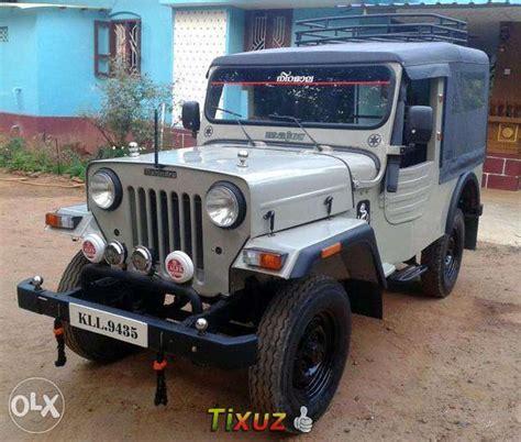 Major Jeep Modified Jeep Fog Lights Kerala Mitula Cars