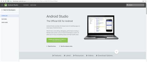 android studio linux how to install android studio for linux