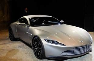 What Of Aston Martin Is In Bond The Motoring World Aston Martin To Show The New Db10
