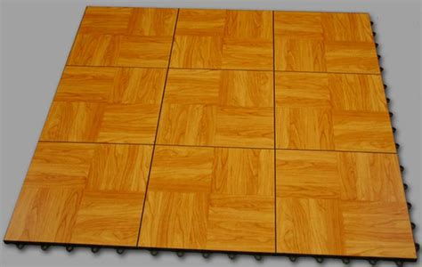modular raised floor tile basement floors and court