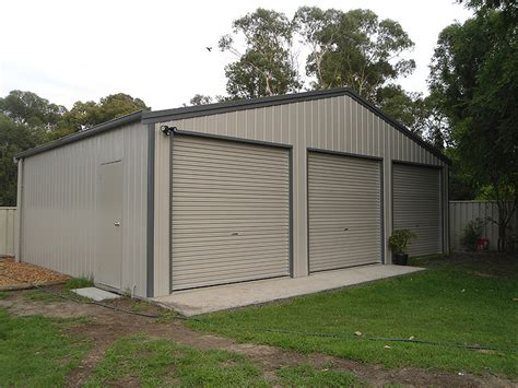 Garages And Sheds by Garage Dune And Woodland Grey 03 Topline