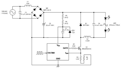 app note layout and physical design guidelines for led照明コントローラー xc9401設計ガイド 4 9 電源icのトレックス セミコンダクター torex