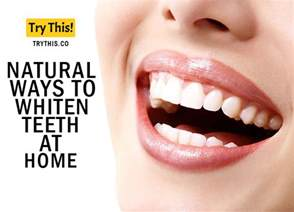 ways to whiten your teeth at home teeth whitening how to whiten teeth at home in 3 minutes