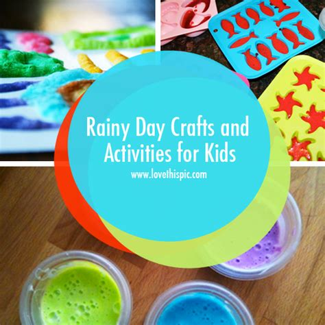 rainy day crafts activities for rainy day crafts and activities for