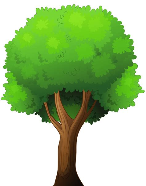 tree clipart painted apple tree png clipart collection 7
