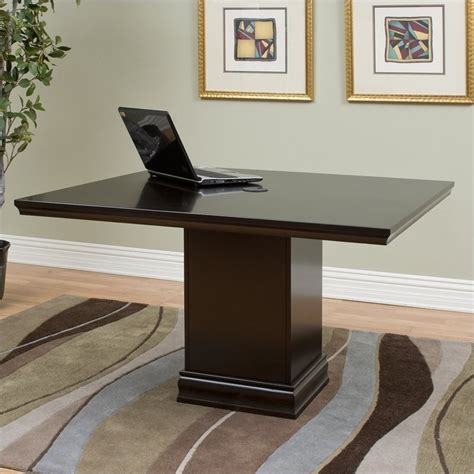Square Meeting Table Kathy Ireland Home By Martin Fulton 48 Quot Square Conference Table In Espresso Fl20 48 Kit