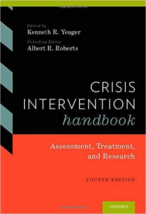 an impact a handbook on counselor advocacy books crisis intervention handbook 4th edition pdf am medicine